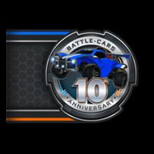 Battle-Cars Anniversary