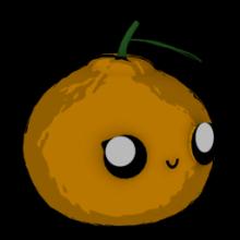 Tranquil Tangerine