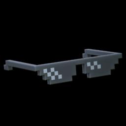 Pixelated Shades